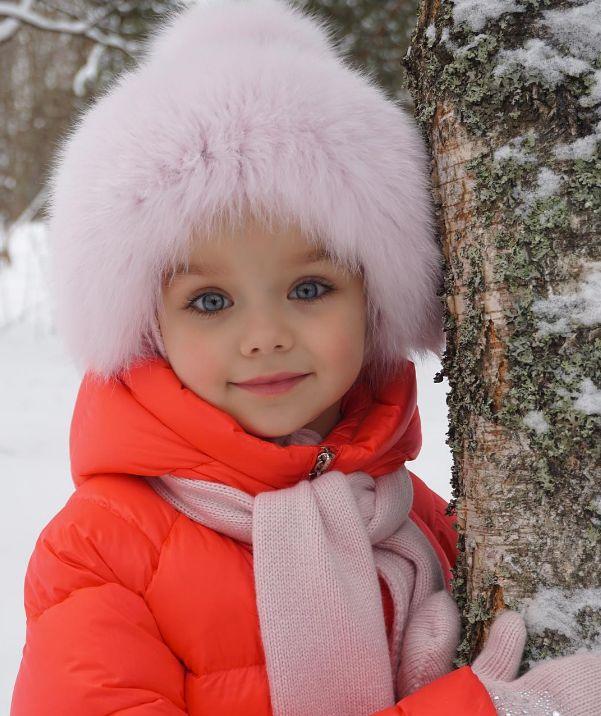 source.ba | Novogodišnje slike najljepše djevojčice na svijetu