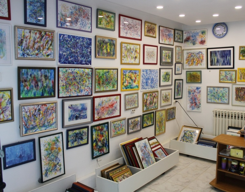 Rezultat slika za Galerija Bosna zemlja Božije milosti otvaranje