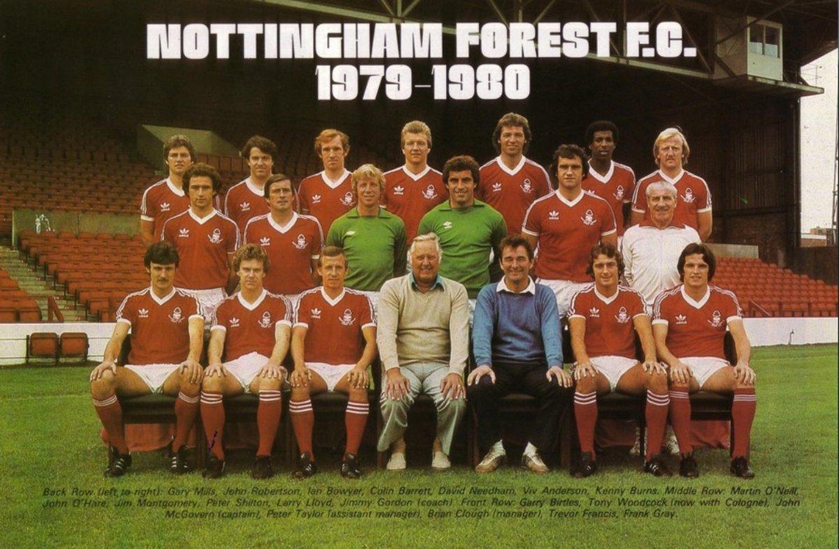 notingem forest 1980
