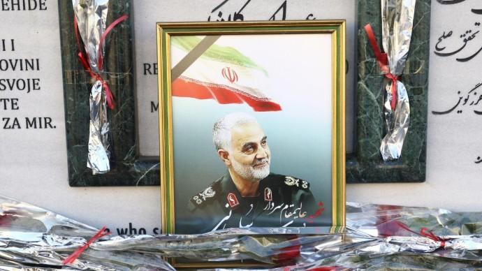 Source.ba:Ambasada Irana demantirala optužbe protiv Soleimanija objavljene u bh. medijima